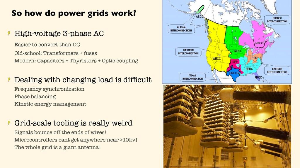 So how do power grids work? High-voltage 3-phas...