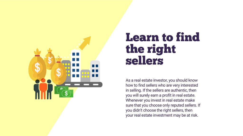As a real estate investor, you should know how ...