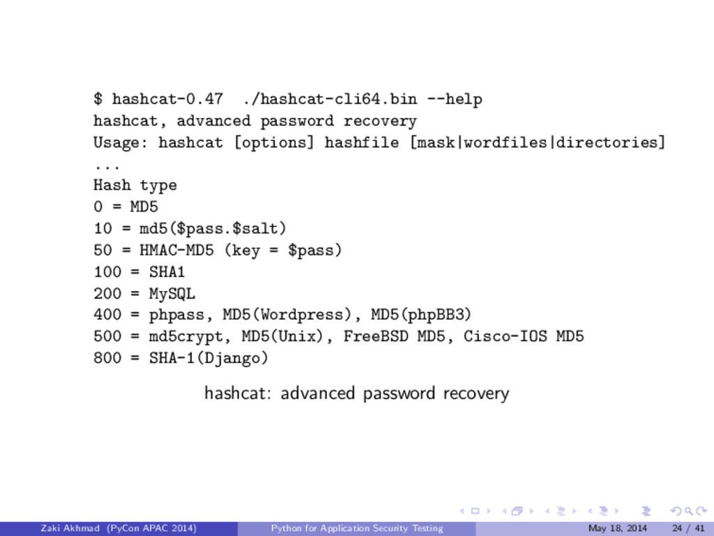 $ hashcat-0.47 ./hashcat-cli64.bin --help hashc...
