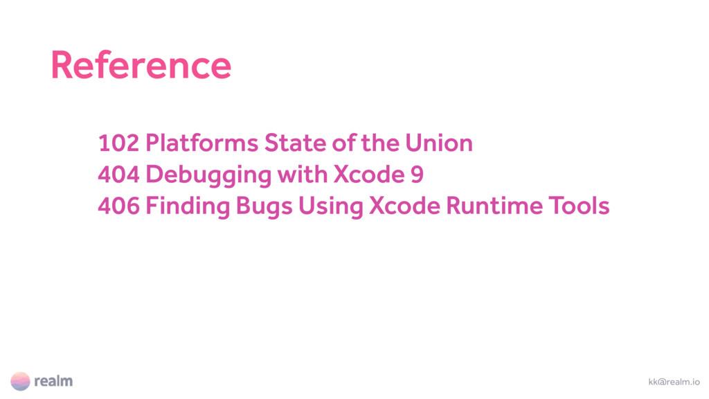 102 Platforms State of the Union 404 Debugging ...