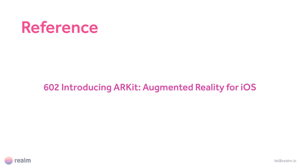602 Introducing ARKit: Augmented Reality for iO...