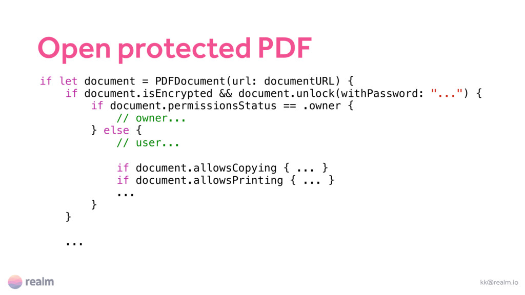 kk@realm.io if let document = PDFDocument(url: ...
