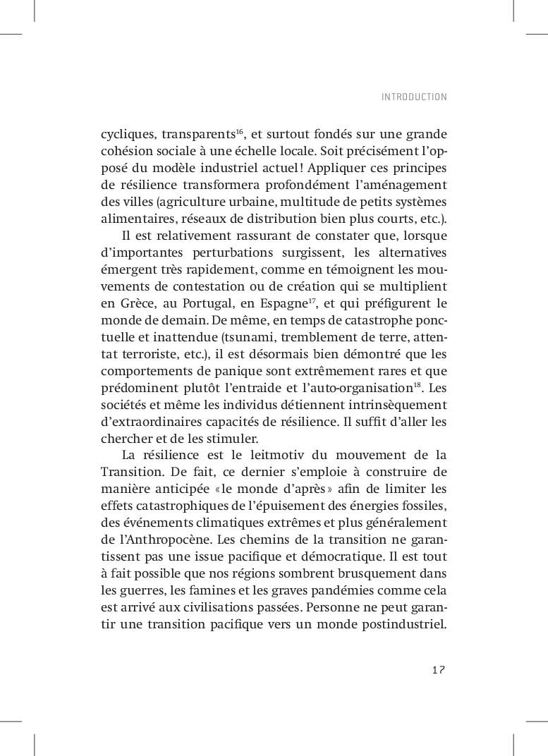 INTRODUCTION 17 cycliques, transparents16, et s...