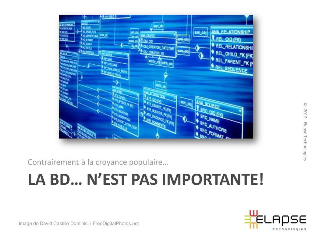 © 2012 Elapse Technologies © 2012 Elapse Techno...