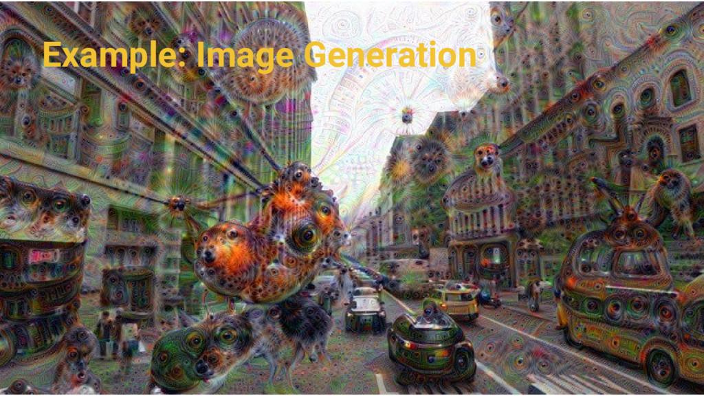 Example: Image Generation
