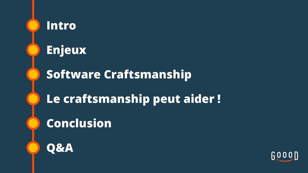 Intro Enjeux Software Craftsmanship Le craftsma...