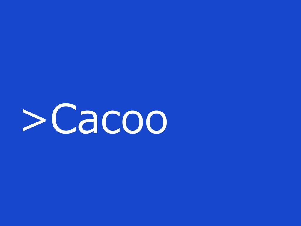 >Cacoo
