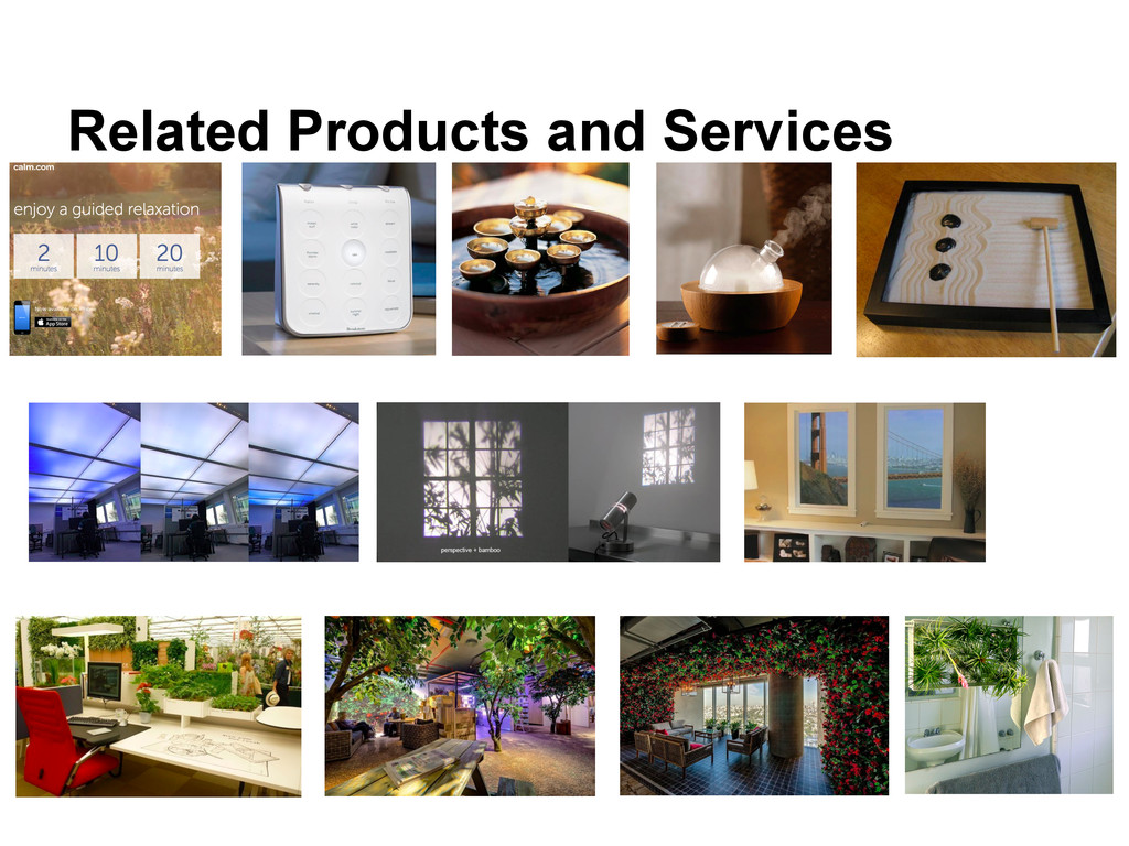Related Products and Services