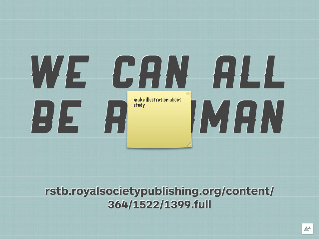WE CAN ALL BE RAINMAN rstb.royalsocietypublishi...
