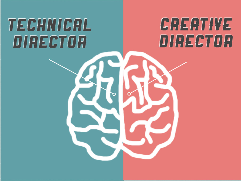 TECHNICAL DIRECTOR CREATIVE DIRECTOR