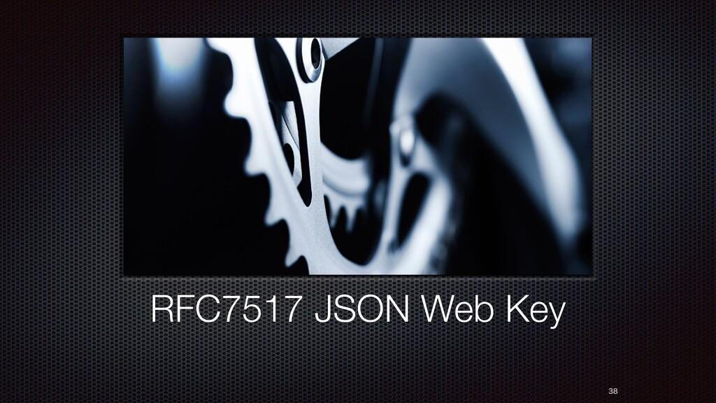 RFC7517 JSON Web Key
