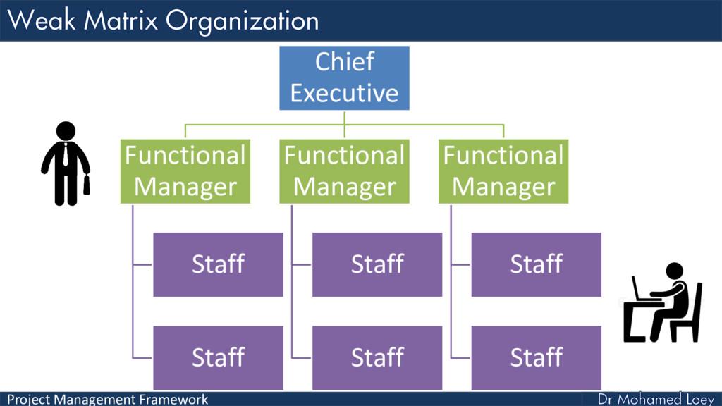 Project Management Framework Chief Executive Fu...
