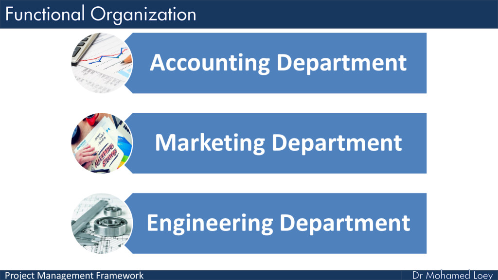 Project Management Framework Accounting Departm...