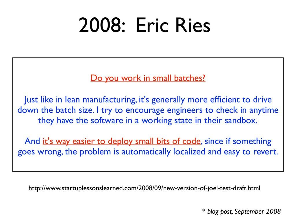 http://www.startuplessonslearned.com/2008/09/ne...