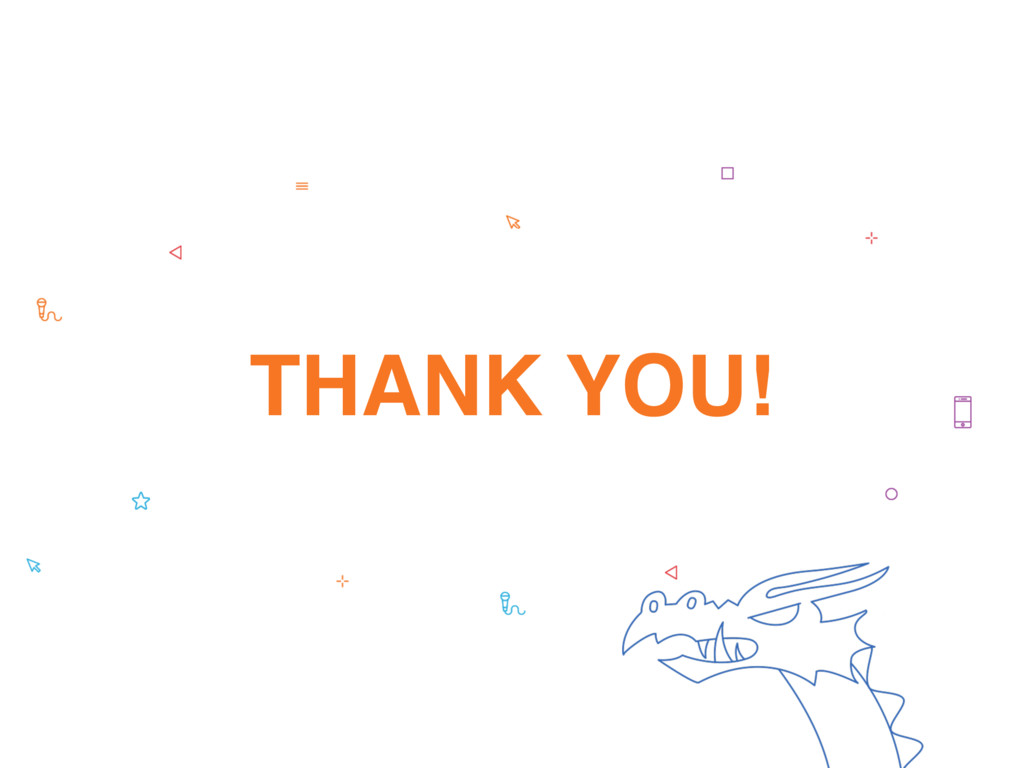 THANK YOU! 18