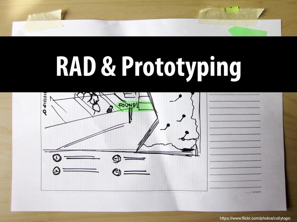 RAD & Prototyping https://www.flickr.com/photos...