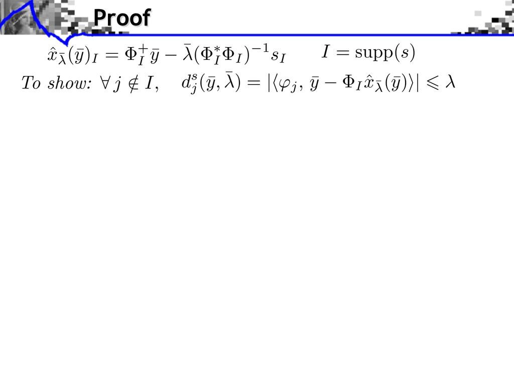 d s j (¯ y, ¯) = |h 'j, ¯ y I ˆ x¯(¯ y )i| 6 Pr...