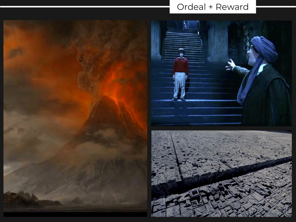 Ordeal + Reward