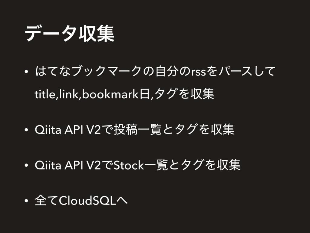σʔλऩू • ͯͳϒοΫϚʔΫͷࣗͷrssΛύʔεͯ͠ title,link,book...