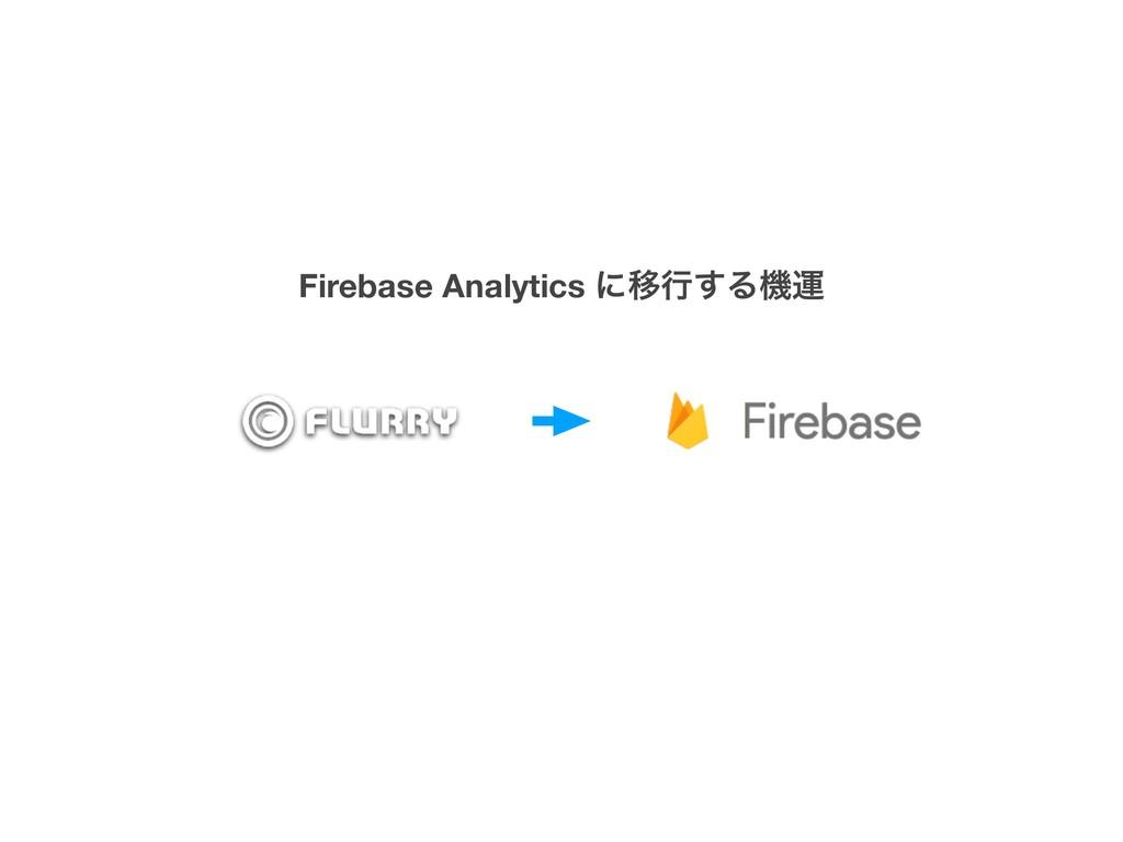 Firebase Analytics ʹҠߦ͢Δػӡ