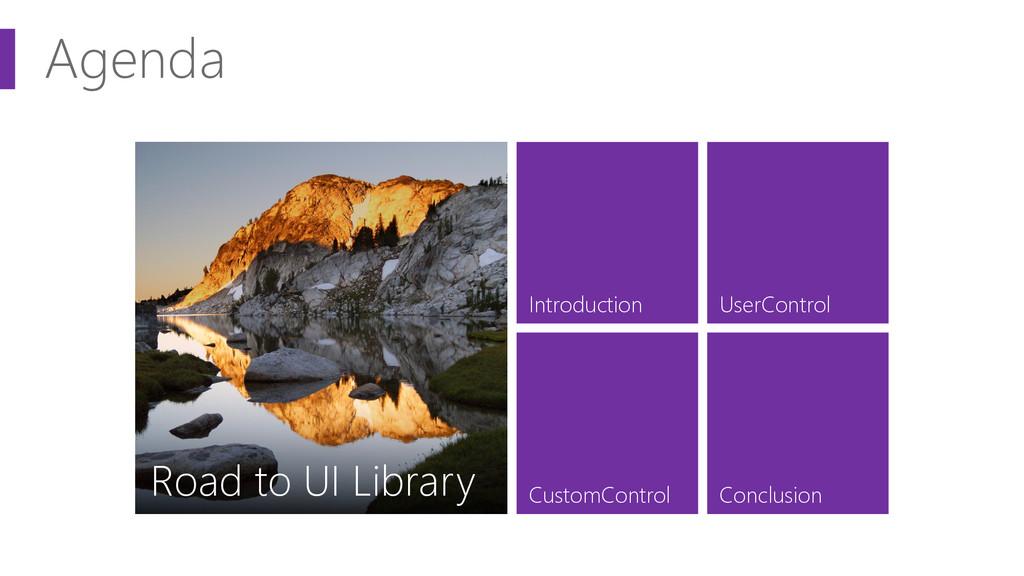 Agenda デスクトップ アプリがこの先 生きのこるには Introduction Cust...