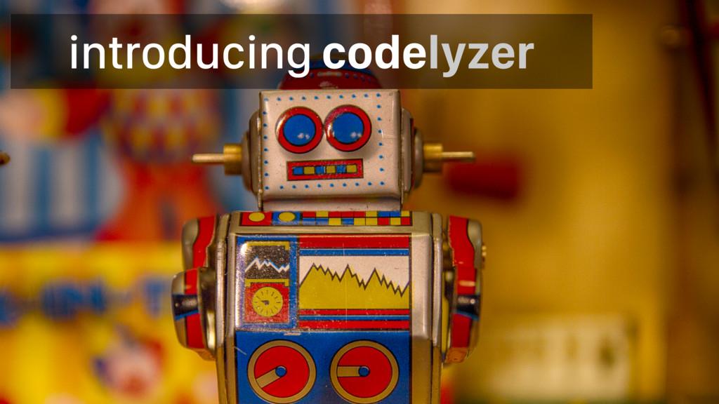 introducing codelyzer