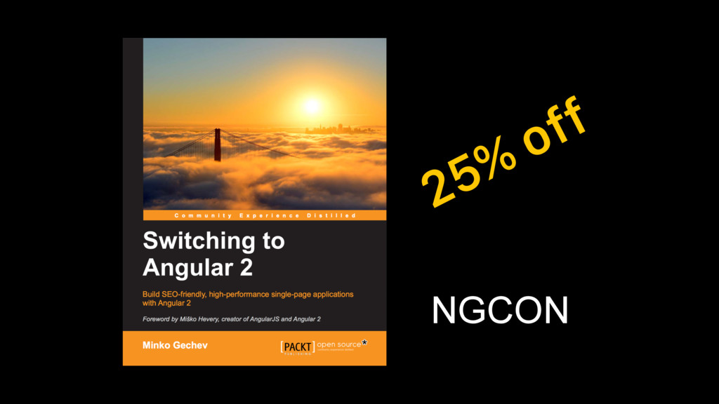 NGCON 25% off
