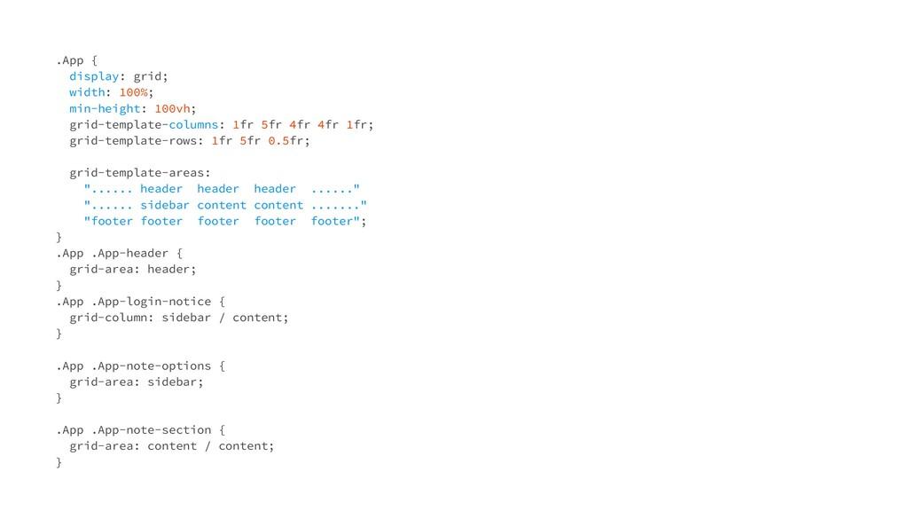 .App { display: grid; width: 100%; min-height: ...