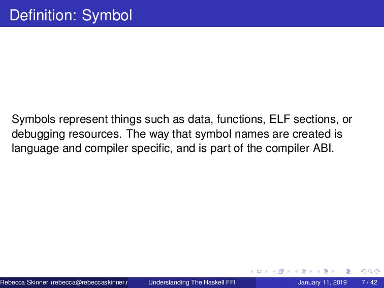 Definition: Symbol Symbols represent things such...