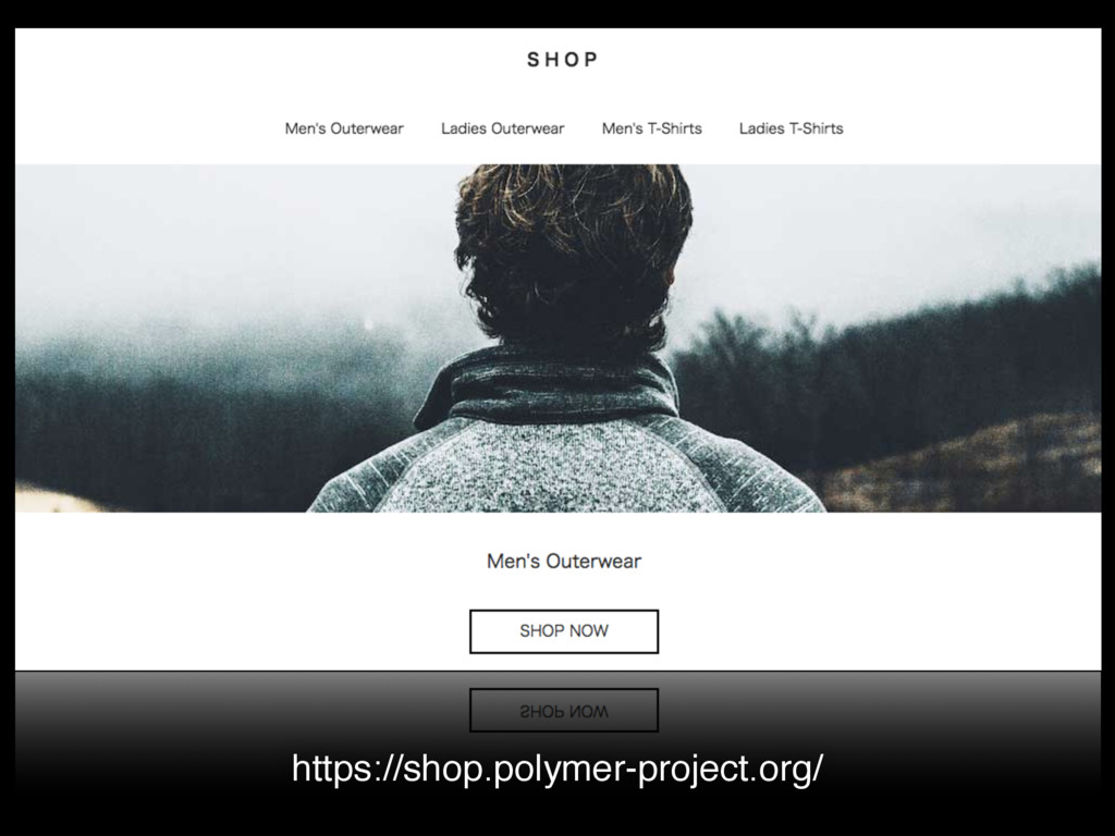 https://shop.polymer-project.org/