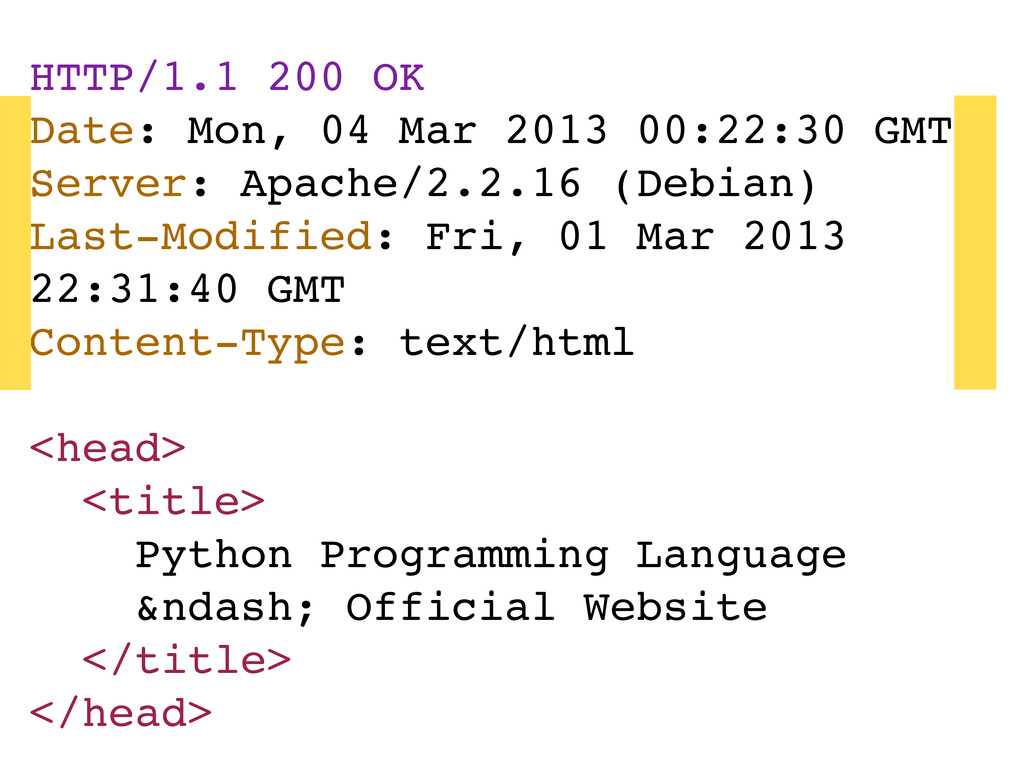 HTTP/1.1 200 OK Date: Mon, 04 Mar 2013 00:22:30...