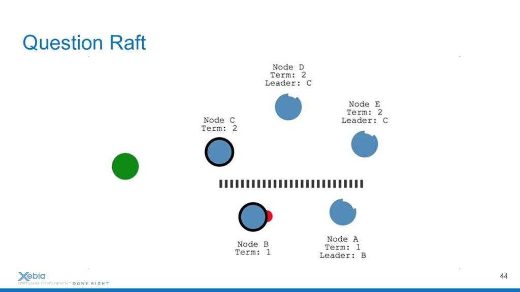 Question Raft 44