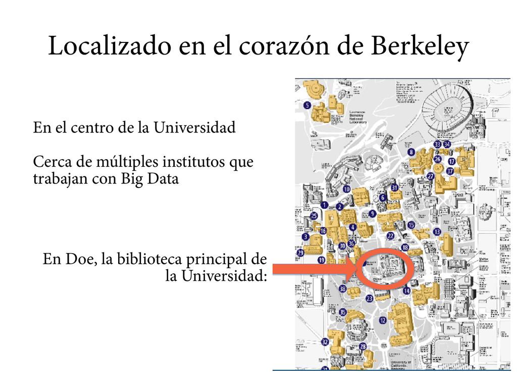 Localizado en el corazón de Berkeley En el cent...