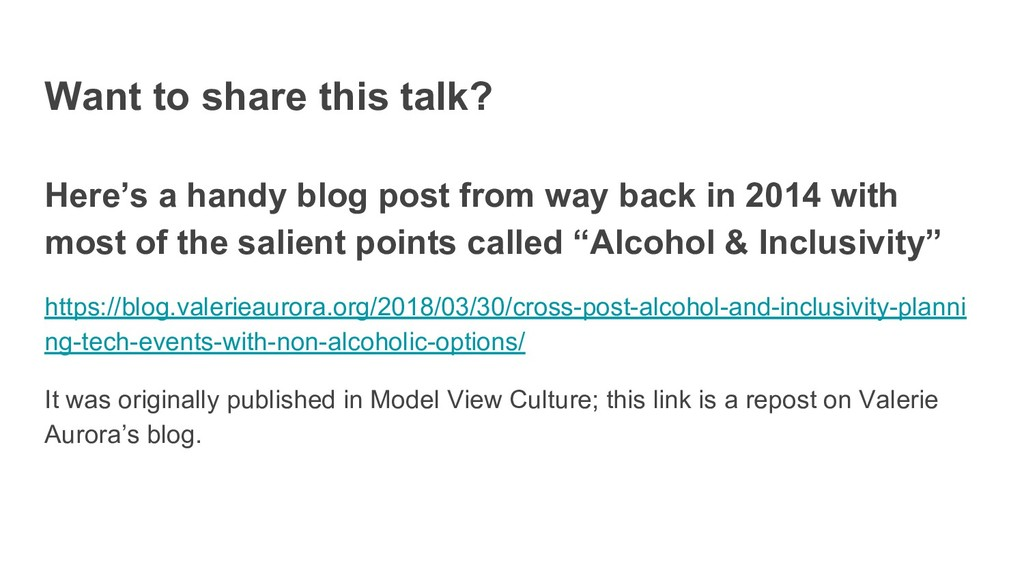 Want to share this talk? Here's a handy blog po...