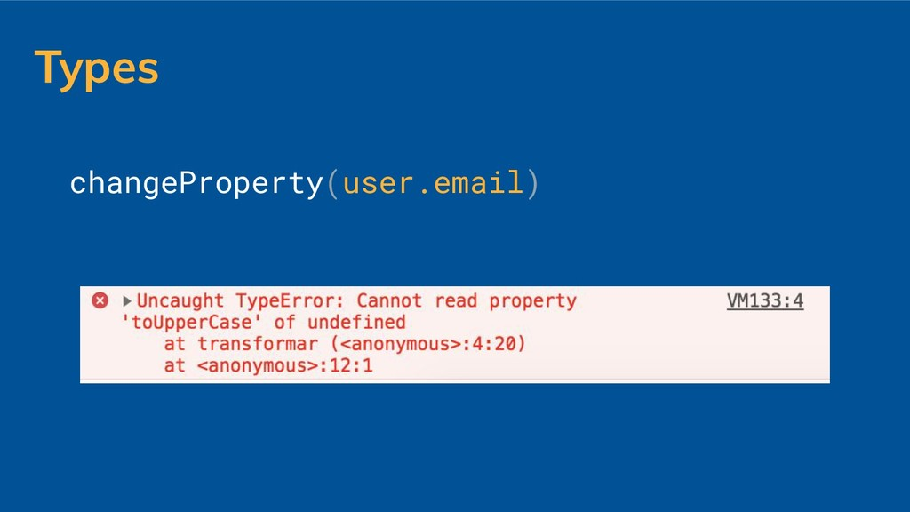 Types changeProperty(user.email)