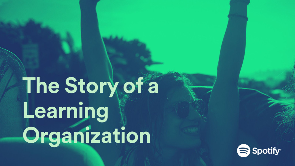 The Story of a Learning Organization
