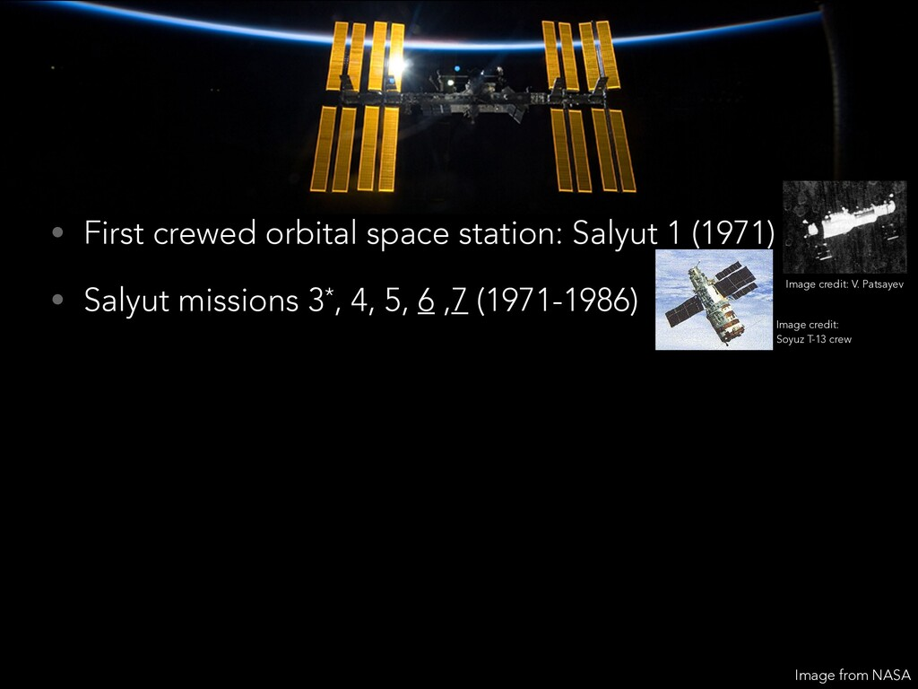 Image from NASA • First crewed orbital space st...