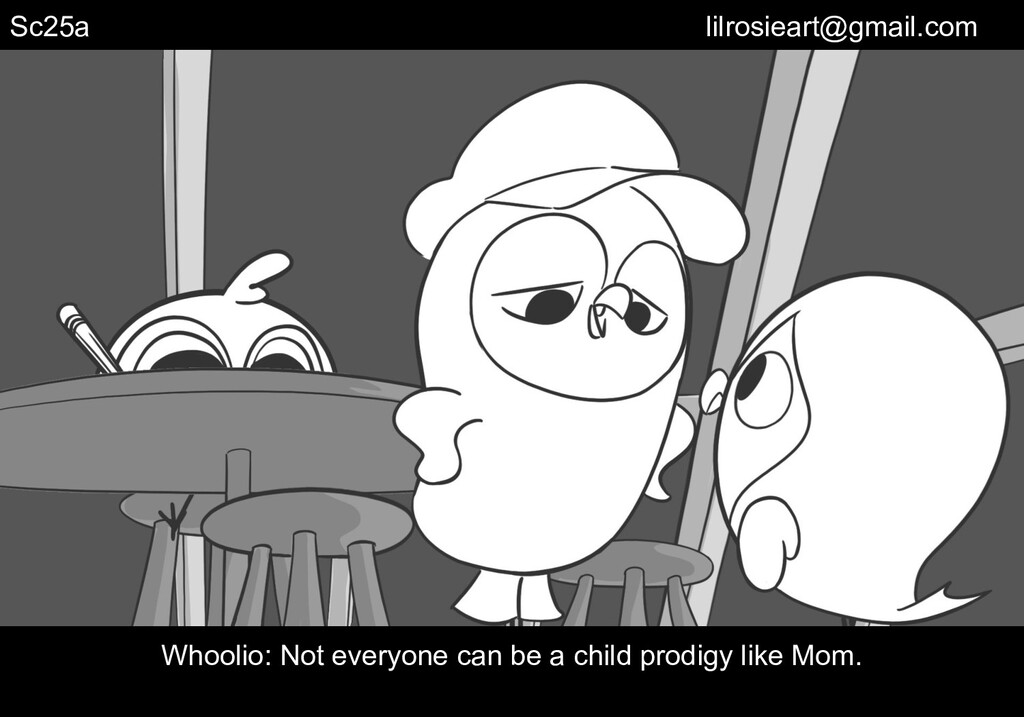 Whoolio: Not everyone can be a child prodigy li...