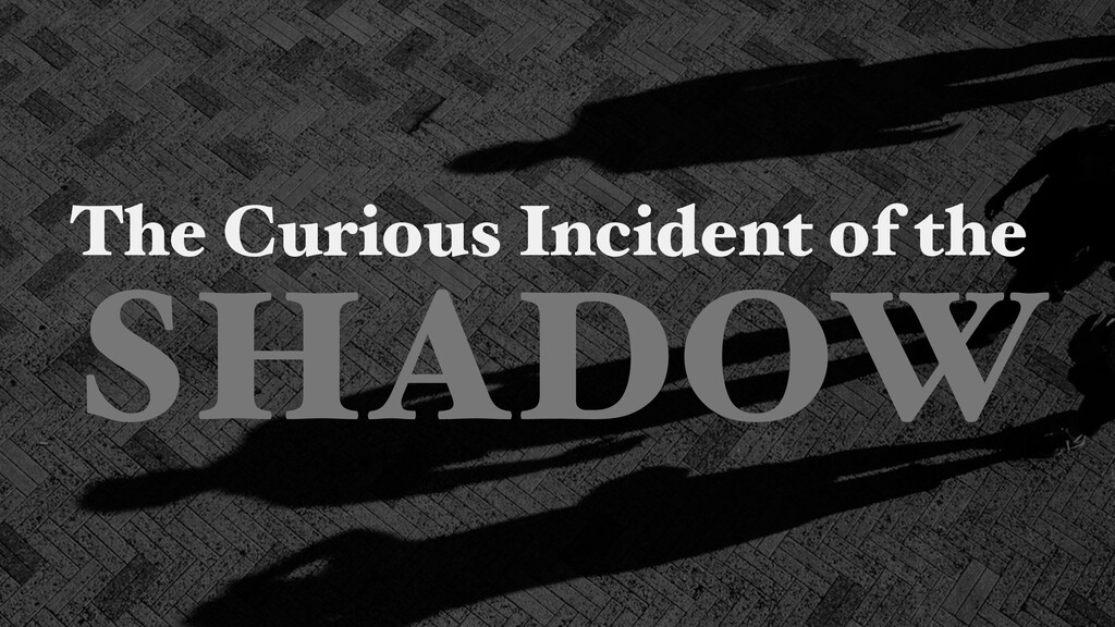 The Curious Incident of the SHADOW