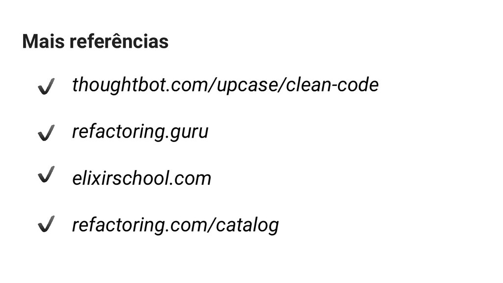 thoughtbot.com/upcase/clean-code refactoring.gu...