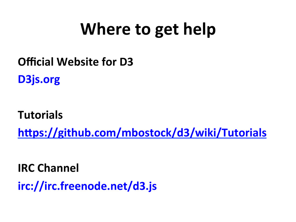 Where to get help  Official Websit...