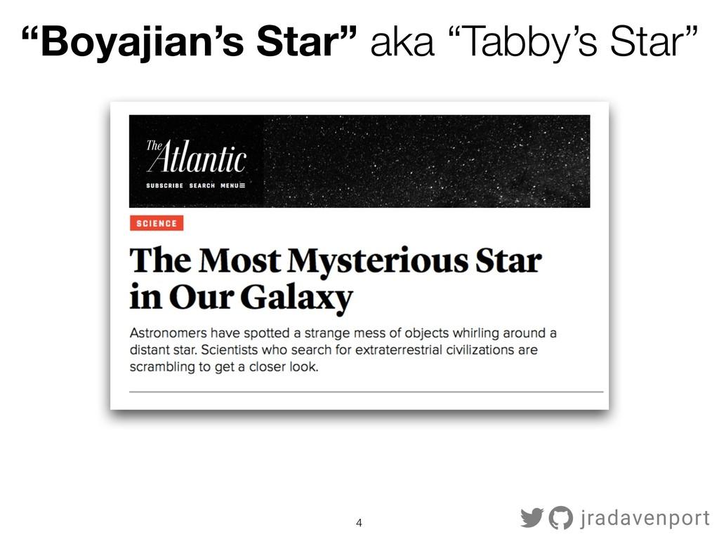"!4 ""Boyajian's Star"" aka ""Tabby's Star"" jradave..."
