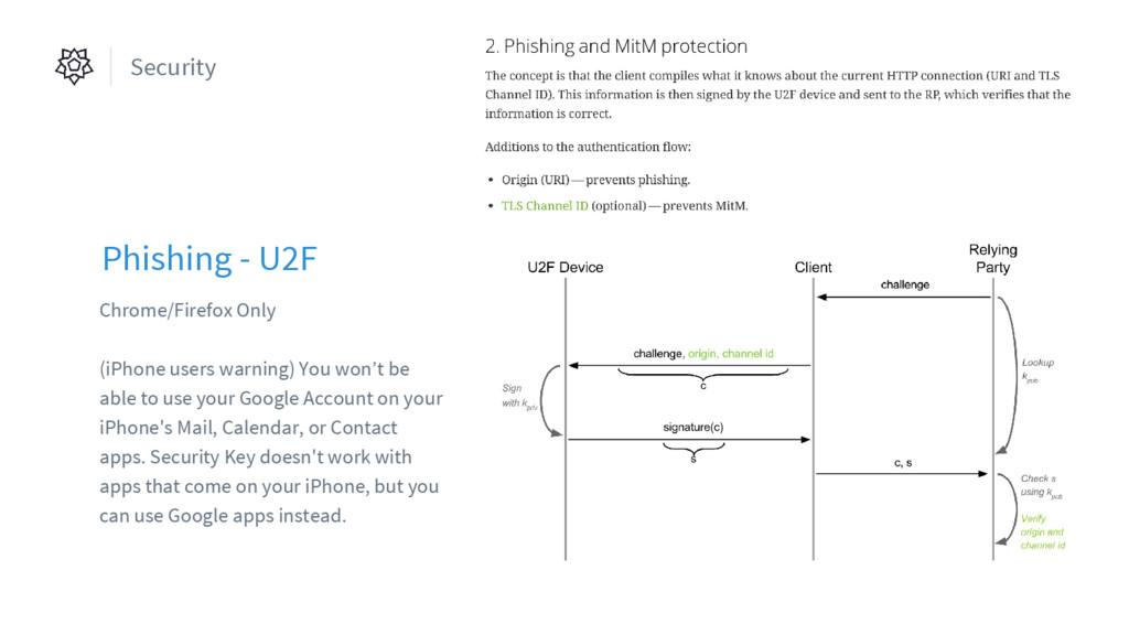 Security Phishing - U2F Chrome/Firefox Only (iP...