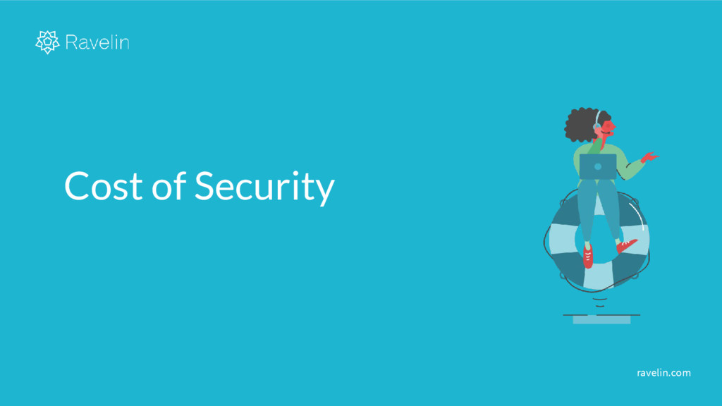 ravelin.com Cost of Security
