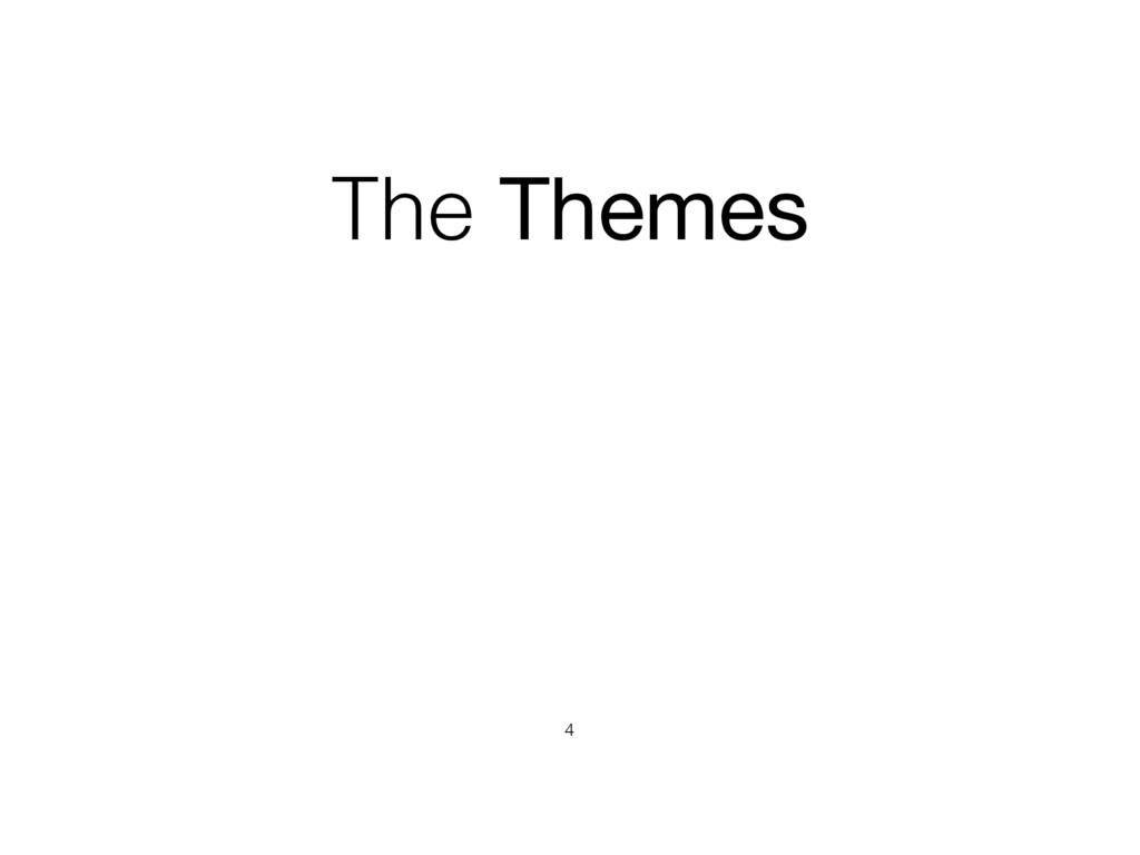 The Themes 4