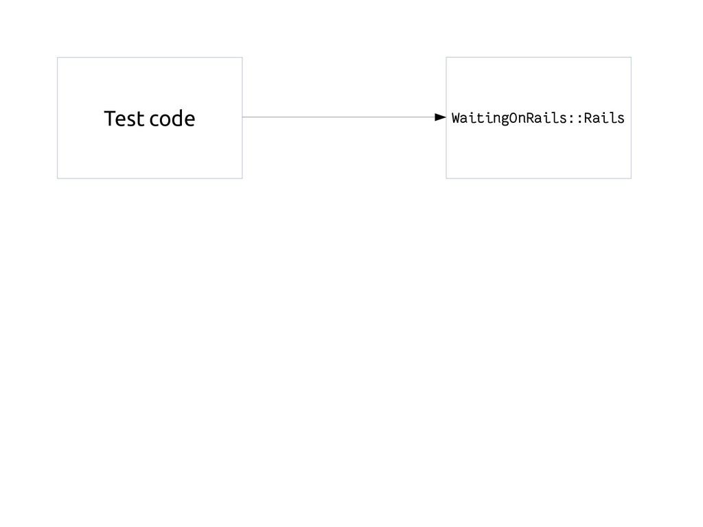 WaitingOnRails::Rails Test code