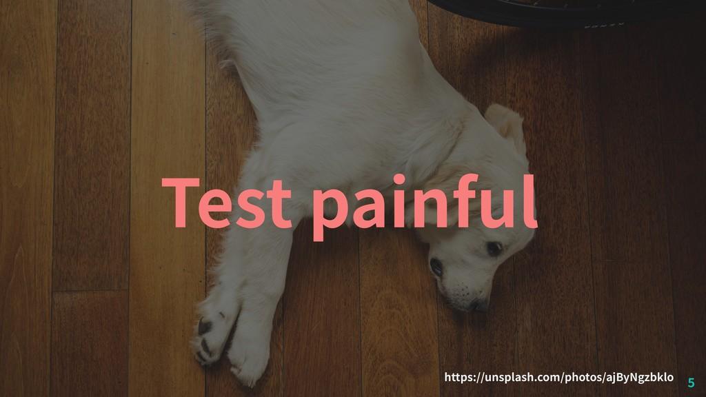 © - BASE, Inc. Test painful https://unsplash.co...