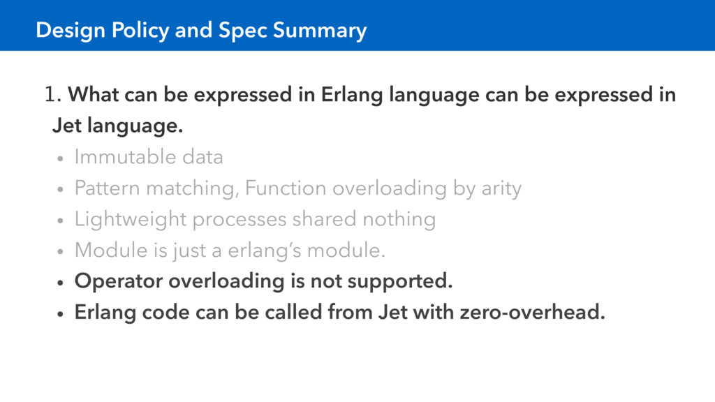 1. What can be expressed in Erlang language can...