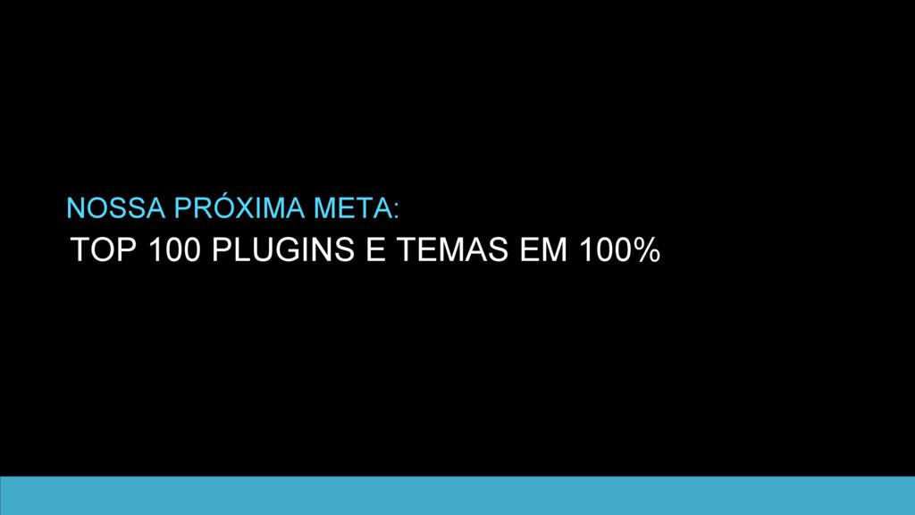 TOP 100 PLUGINS E TEMAS EM 100% NOSSA PRÓXIMA M...