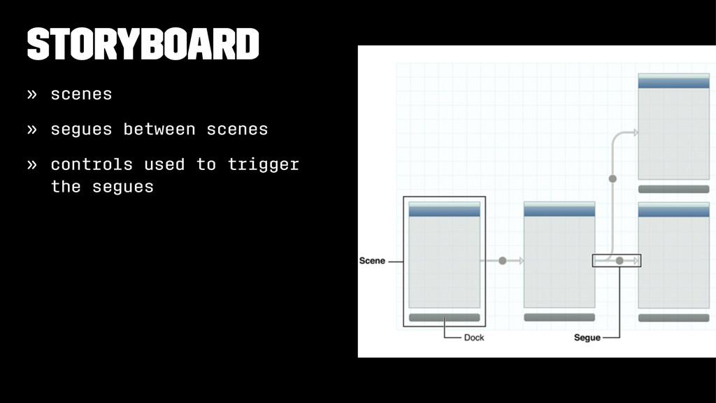 Storyboard » scenes » segues between scenes » c...